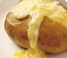 Jacket Potato with Cheese